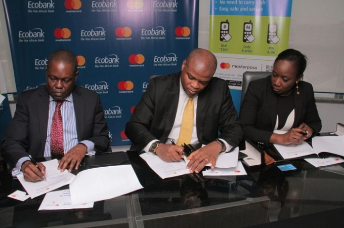 Ecobank Takes a Step Closer to Reaching Its 100-Million Customer Ambition by Partnering With Mastercard to Roll-Out Masterpass QR Across 33 Countries