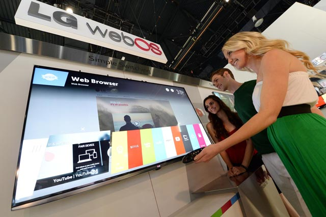 Paymentwall brings payments to LG smart TVs
