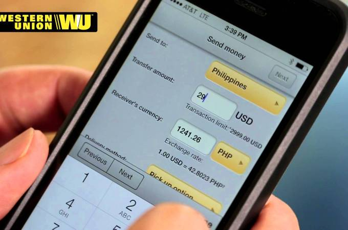 Western Union brings mobile app to Canada