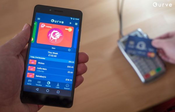 London fintech startup Curve brings mobile wallet and all-your-cards-in-one app to Android