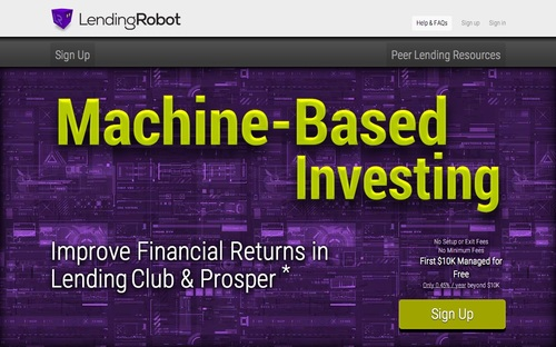 LendingRobot launches automated hedge fund secured by blockchain tech