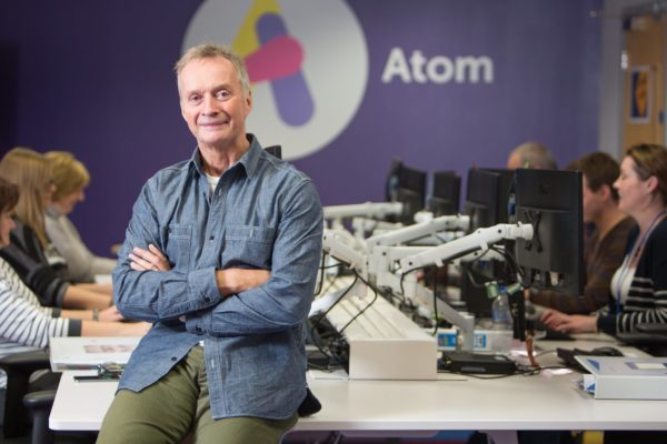 Atom Bank has raised £100 million and will announce within weeks