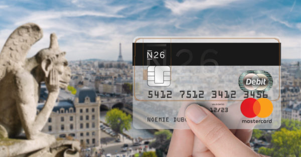 N26 Update: Challenger Digital Bank Now Has 500,000 Customers (Infographic)