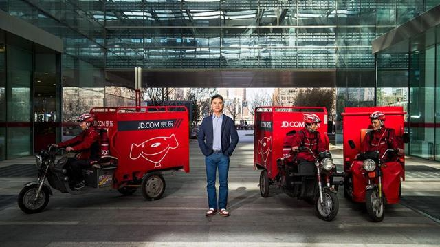 JD.com Leading The Way For Drone Delivery
