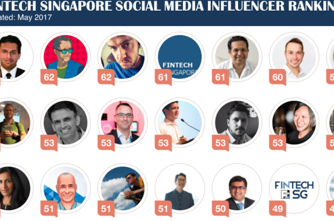 Two of Life.SREDA's partners are in the top 7 fintech Influencers in Singapore