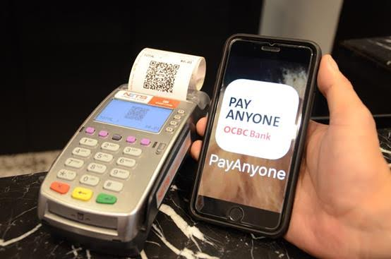 OCBC BANK LAUNCHES CASHLESS QR CODE PAYMENTS WITH ITS FIRST STANDALONE MOBILE PAYMENTS APP