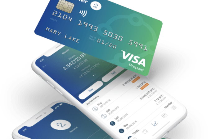 Banking Startup Launching Visa Card That Lets You Spend 7 Cryptos