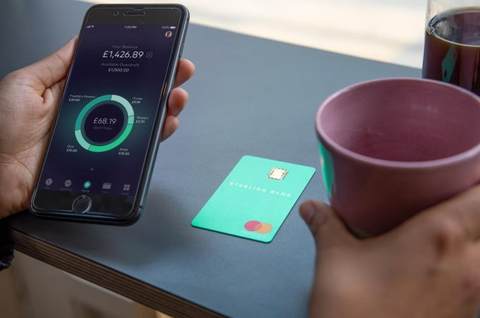 Digital Only Starling Bank Partners with SumUp, a Point of Sale Payments Fintech for Business