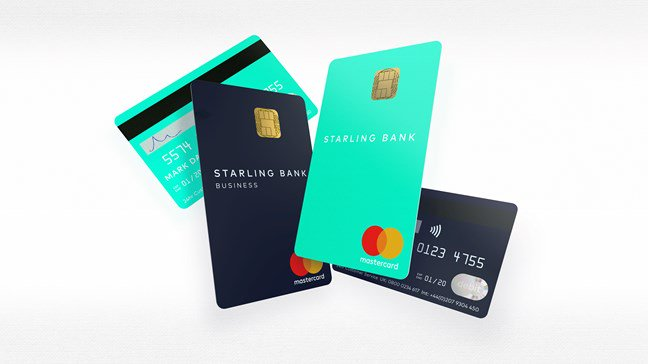 UK-based Fintech Starling Bank Launches New Online Banking App for Business Clients