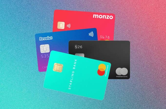 A new-wave of challenger banks is taking on Monzo and Starling