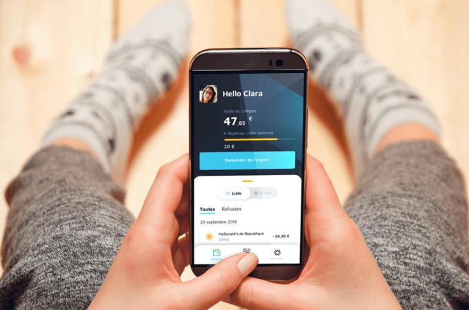 Pixpay is a challenger bank for teens focused on pocket money