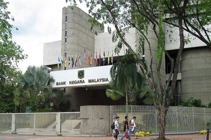 Malaysia's central bank to issue up to 5 digital banking licenses