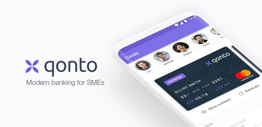 Digital business account Qonto opens in Germany