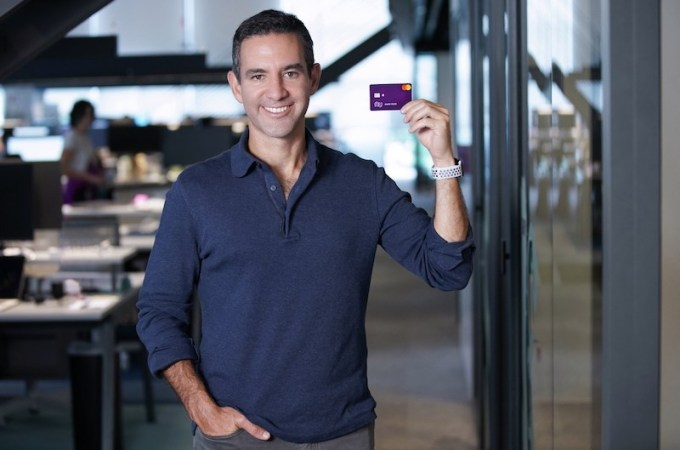 Nubank raises $400M Series G at $25B valuation