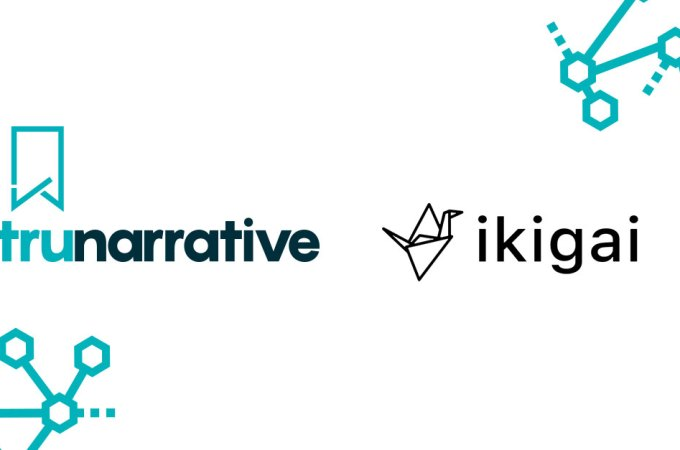 UK Challenger ikigai partners with RegTech Platform TruNarrative