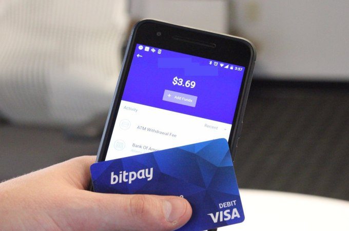 Bitcoin payments startup BitPay wants to create a national bank in Georgia