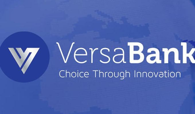 Versabank to Launch VCAD, World's First Bank-issued, Deposit-based Digital Currency