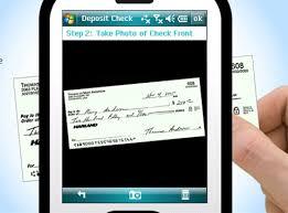 Cheque no smartphone