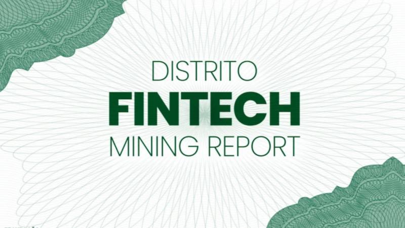 Mais de US$ 4,5 bi foram investidos em fintechs brasileiras desde 2012, segundo o último Distrito Fintech Mining Report
