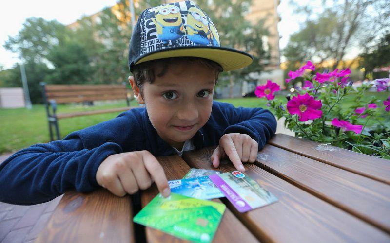 Детские банковские карты, или платёжная карта для вашего ребёнка