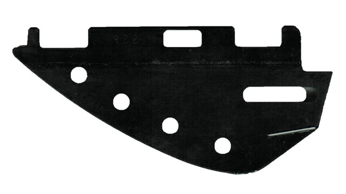 Schnitz speed slot fin