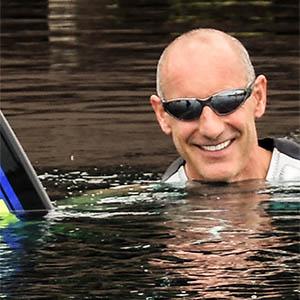 Jay Poscente SkiJay water skiing