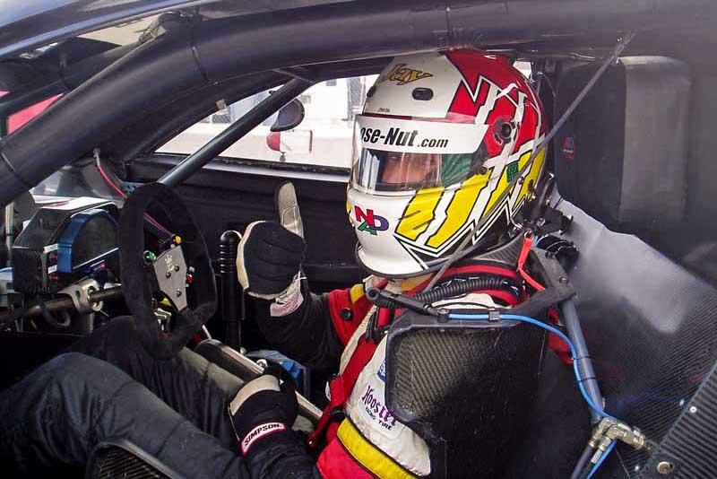 Jay racing Daytona prototype VIR