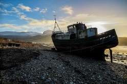 Corpach Wreck