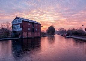 Wharf Morning
