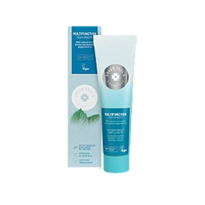 Green Feel's soothing toothpaste basil and peppermint