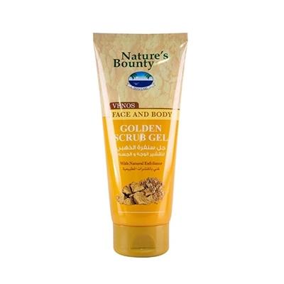 Golden Scrub Gel Nature's Bounty