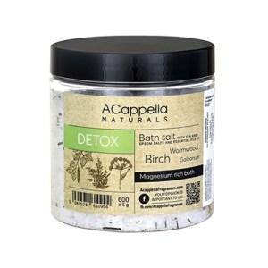 Acappella Natural Detox Premium Bath Salts