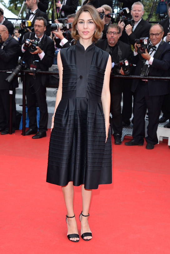 Sofia Coppola, en Louis Vuitton