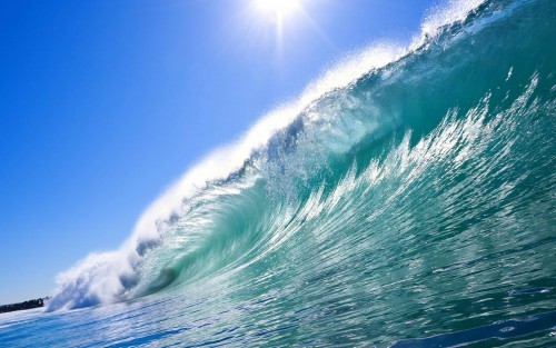 Sea-Water-Waves-Nature