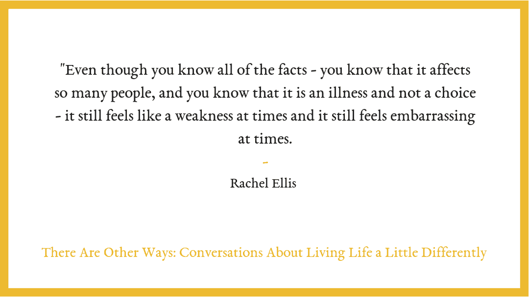 S2/E2: Rachel Ellis on mental health