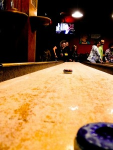 Shuffleboard networking