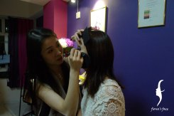 Personal Makeup workshop HK