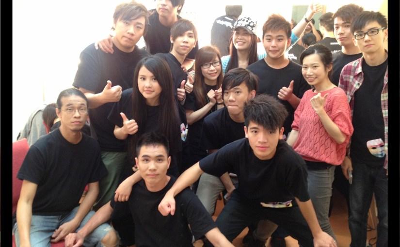 20 Drama performers makeup & hair styling 話劇演員化妝造型
