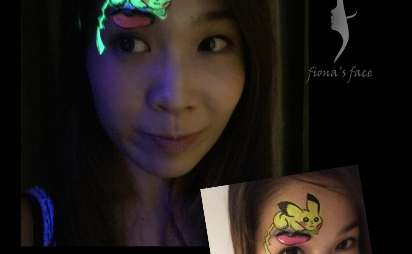 fiona's signature face painting designs