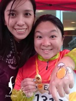 Face Painting in HK Brand Run event