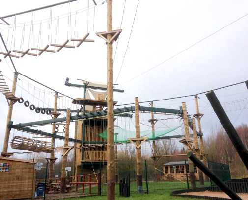 The High and Low ropes