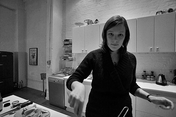 Fiona Lynne Kitchen