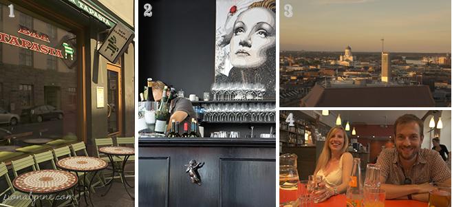 Helsinki Restaurants & Bars