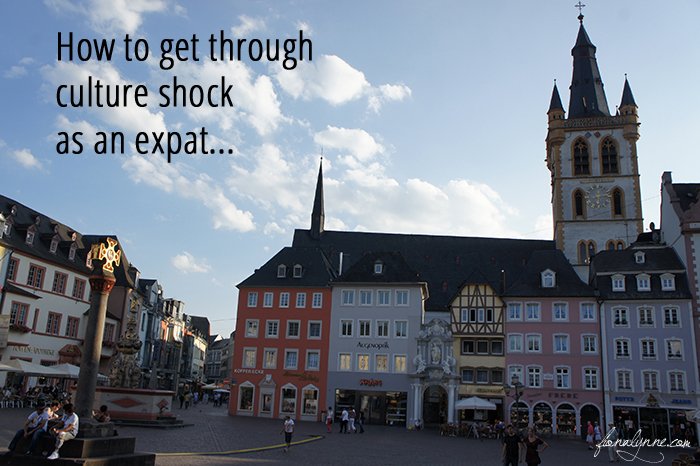 How to get through culture shock as an expat