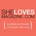 She Loves Magazine logo