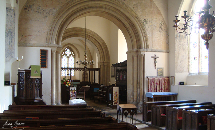 St Peters Cassington