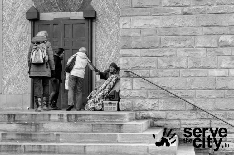 STC Luxembourg Homeless