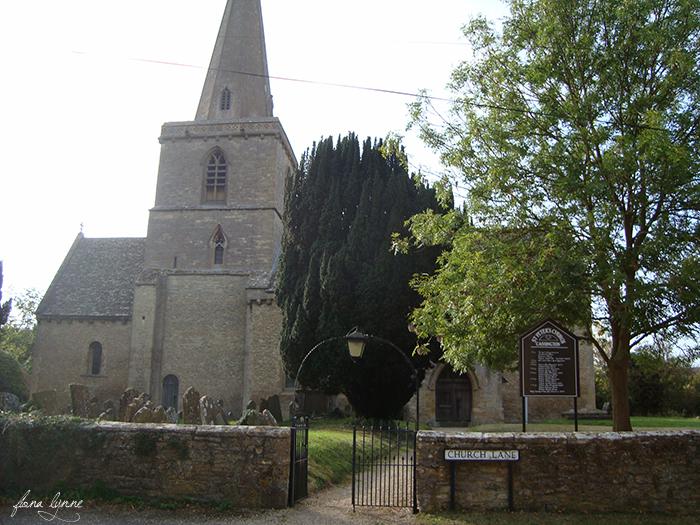 St Peter's Church, Cassington