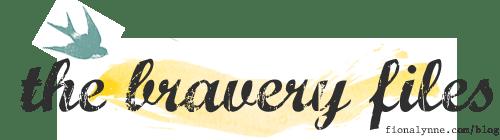 Fiona Lynne - The Bravery Files