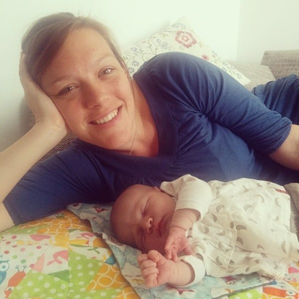 Kaya and Mama